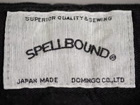 Spellbound 43-745T Slim Tapered Chinos Black interior label