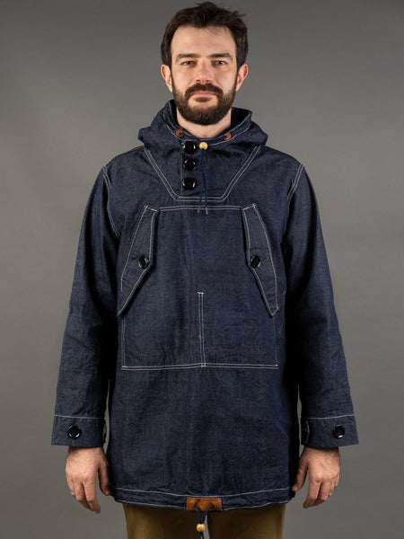 Spellbound 48-612E selvedge Denim Parka