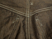 "Studio D´Artisan 40th Anniversary ""EARTH"" Limited Edition Jeans fox cotton interior"