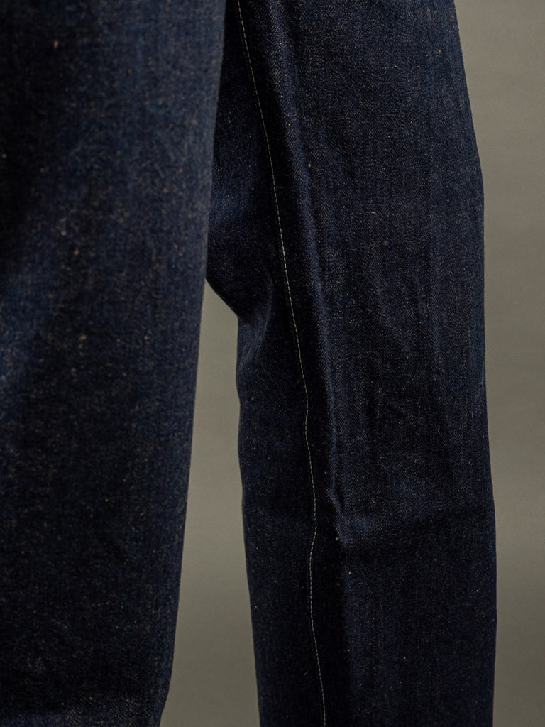 "Studio D´Artisan 40th Anniversary ""EARTH"" Limited Edition Jeans organic fox cotton"