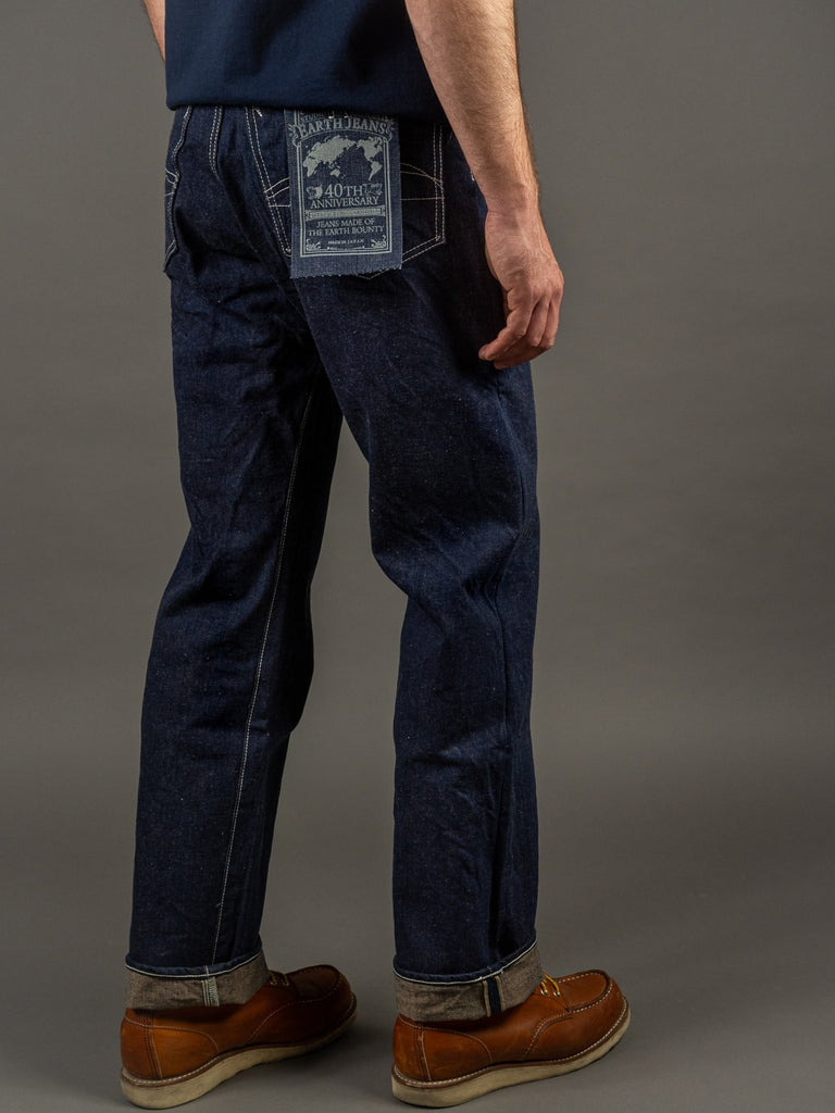 "Studio D´Artisan 40th Anniversary ""EARTH"" Limited Edition organic Jeans"