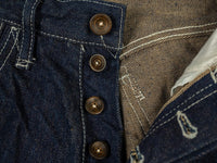 "Studio D´Artisan 40th Anniversary ""EARTH"" organic Jeans wood buttons"