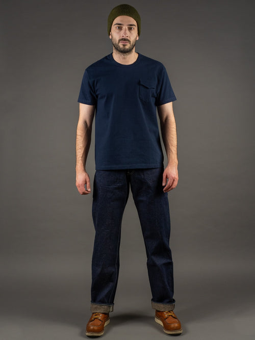 "Studio D´Artisan 40th Anniversary ""EARTH"" Limited Edition Regular Straight Jeans"