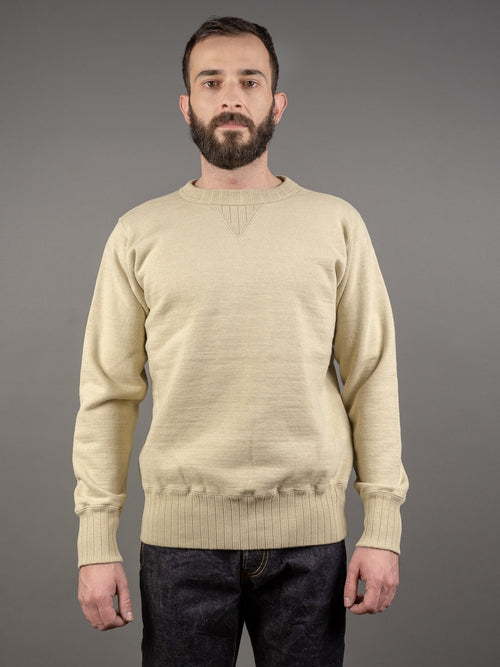 Studio D´Artisan Fox-005 Fox Cotton Foxfibre® Loopwheeled Sweatshirt