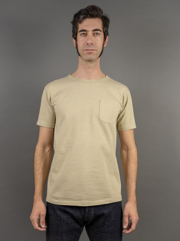 Studio D´Artisan Fox-006 Fox Cotton Foxfibre® Roadrunner Loopwheeled T-shirt