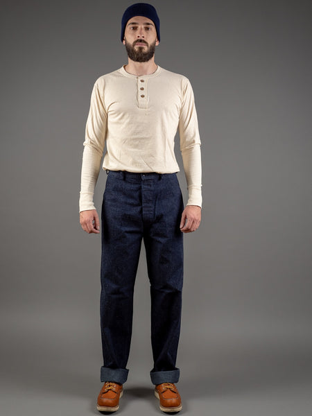 tcb usn seamens vintage navy inspired trousers
