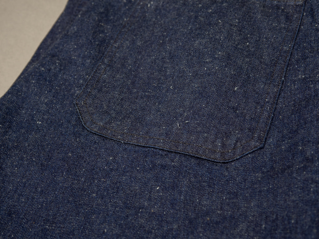 tcb usn seamens vintage navy inspired trousers back pocket