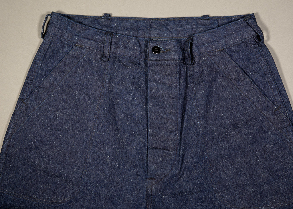 tcb usn seamens vintage navy inspired trousers waist