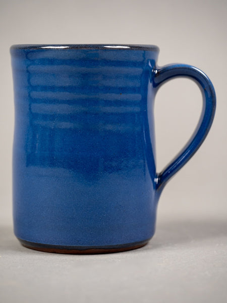 Tender Coffee Mug Deep Cobalt blue Glazed
