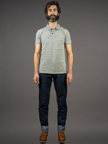 Tender 130 16oz Selvedge Denim Molleton Tapered Jeans