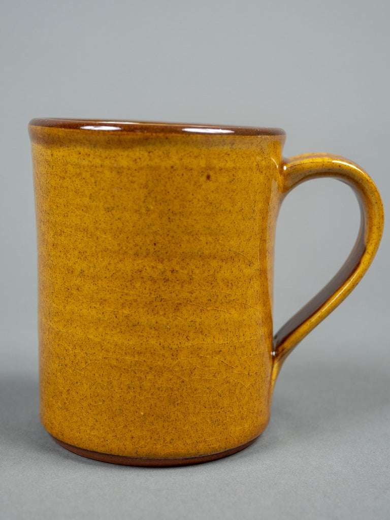 Tender Coffee Mug Amber Glazed
