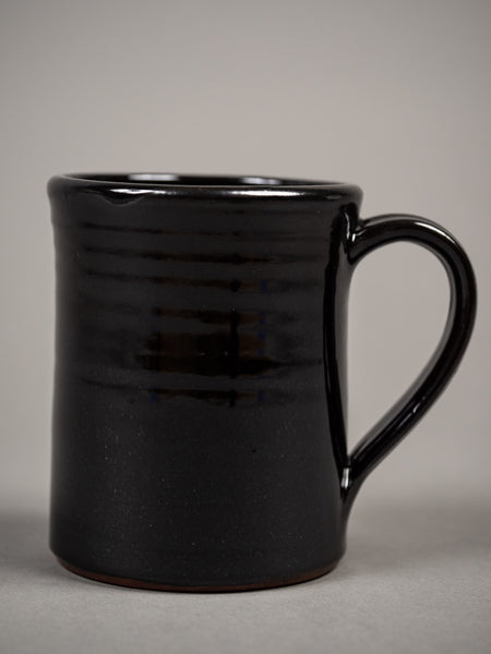 Tender Coffee Mug Black Glazed