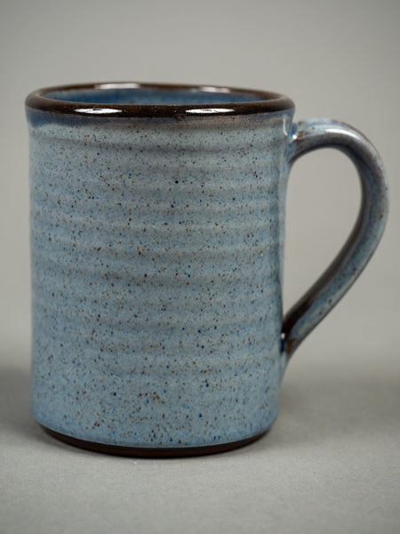Tender Coffee Mug Blue-Grey Glazed