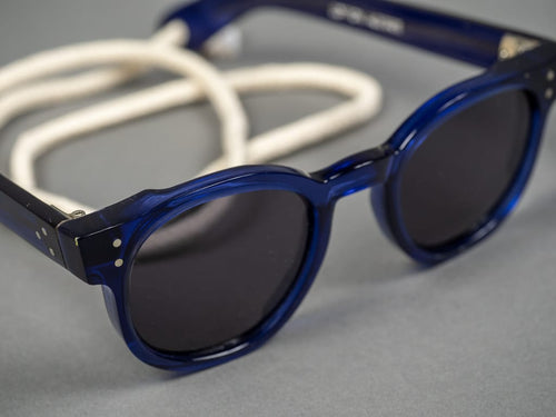 Tender Bluebottle Slimmer Flat Top Sunglasses
