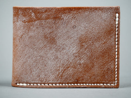 Tender Long Wallet Natural Tan Wattle Leather