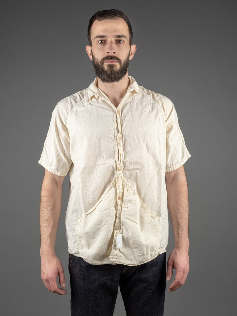 Tender Short Sleeve Raglan Wallaby Shirt Mackintosh