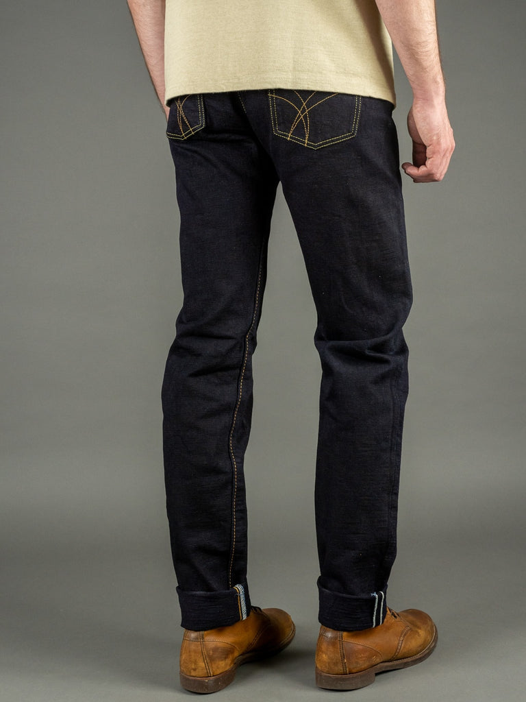 Strike Gold 5004ID Double Indigo denim Jeans