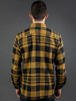 Trophy Clothing Buffalo Shirt heavy flannel back