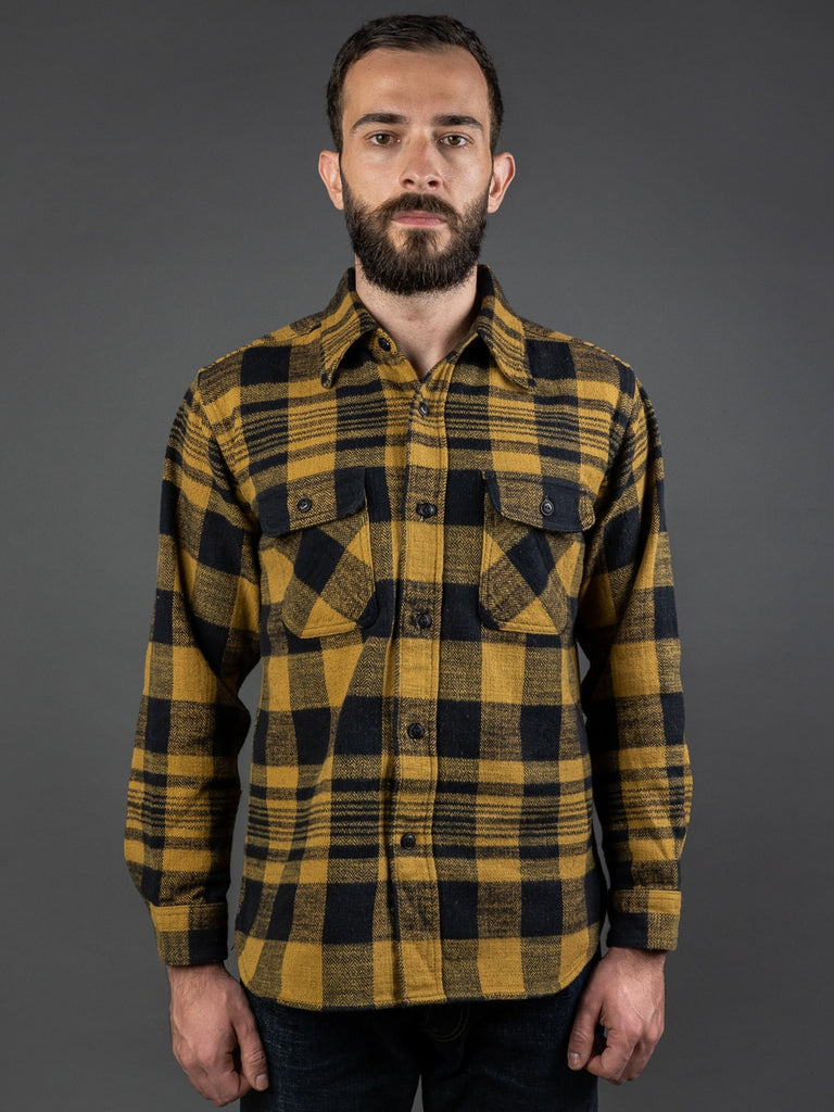 Trophy Clothing Buffalo Shirt heavy flannel