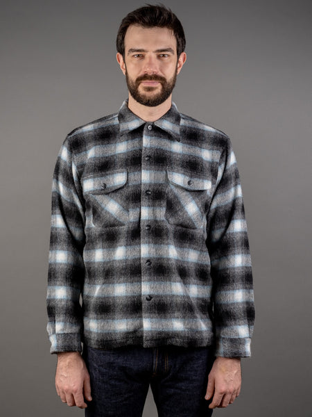 Trophy Clothing Frisco Shaggy Wool Shirt