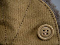 hidden collar button of Trophy Clothing N1 Jacket