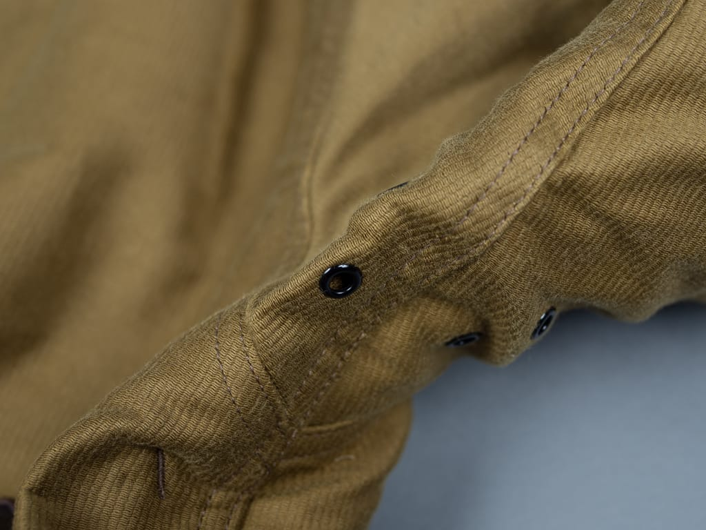 Trophy Clothing N1 Jacket ventilation holes