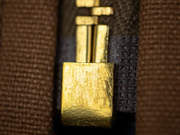 Trophy Clothing Oiled Duck Storm Vest zipper