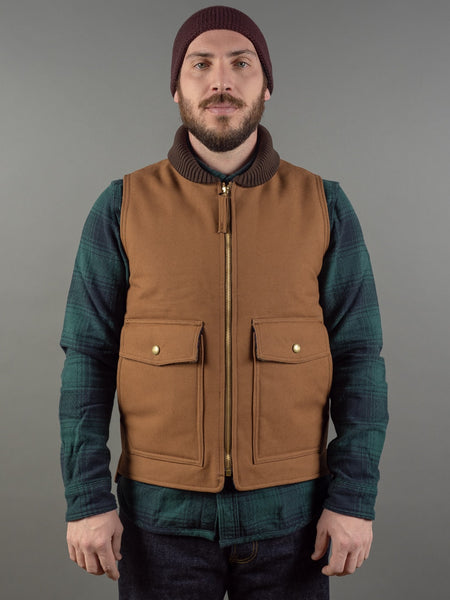 Trophy Clothing Oiled Duck Storm Vest