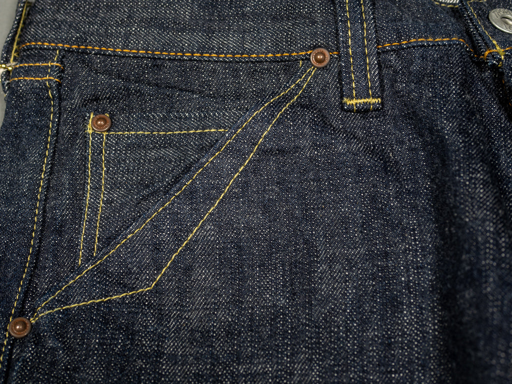 vintage western pockets of trophy clothing 1605 dirt denim jeans