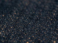 14.5oz japanese unsanforized selvedge denim fabric by trophy clothing