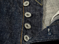trophy clothing 1605 standard dirt denim jeans donut buttons