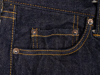 UES 400ST Slim Tapered japanese selvedge Jeans coin pocket