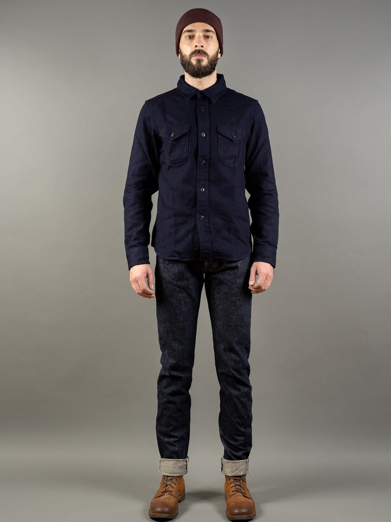 UES 400ST Slim Tapered japanese selvedge Jeans