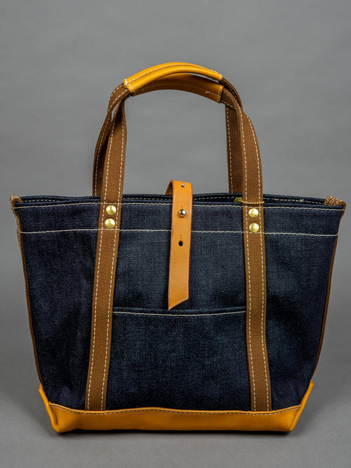 UES 23oz Extra Heavy Selvedge Denim Tote Bag Medium