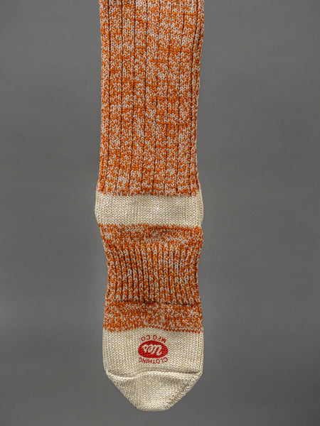 UES Wool Socks Orange