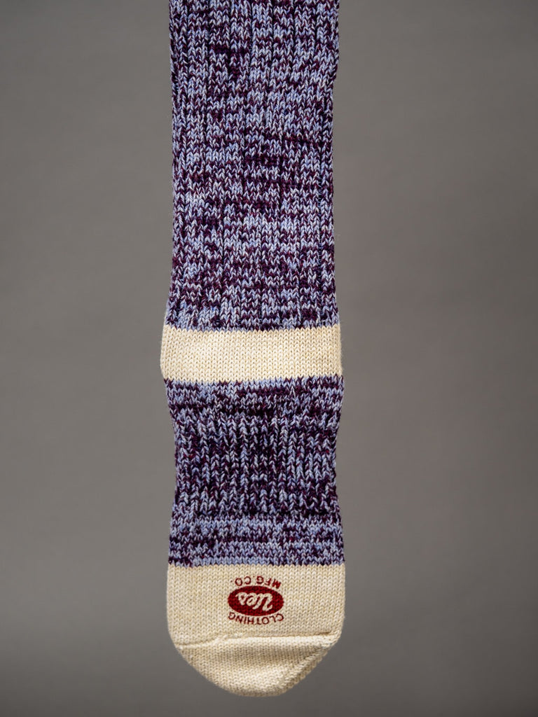 UES Wool Socks Purple