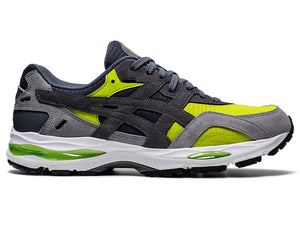 ASICS 1201A021300 GEL-MC PLUS Neon Lime/Metropolis  Designers Closet
