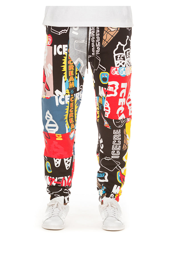 ICE CREAM 401-1102 Coalition Sweatpant  Designers Closet
