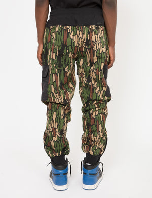 Staple 1910B5661 Outdoor Camo Sweatpants  Designers Closet