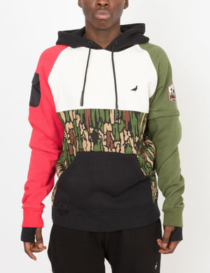 Staple 1910H5660 Outdoor Camo Hoodie  Designers Closet