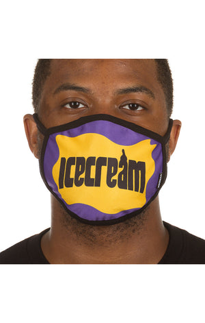 ICE CREAM 401-9811 Grape Mask  Designers Closet