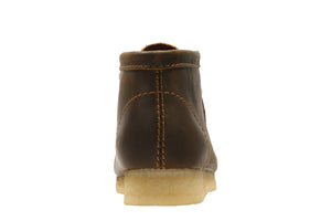CLARKS 26155513 Wallabee Boot Beeswax  Designers Closet