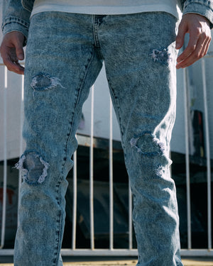 CRYSP DENIM CRYH19-122 Atlantic Denim  Designers Closet