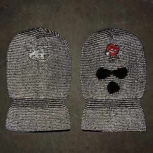 SNIPER GANG 3M-HBK-SKI 3M Heart Break Ski Mask  Designers Closet