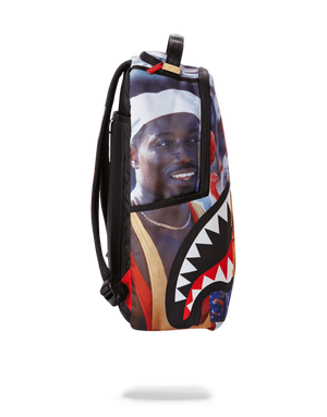 SPRAYGROUND B2684 White Men Can't Jump  Designers Closet