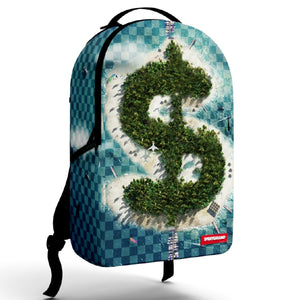SPRAYGROUND B2800 Money Island Backpack  Designers Closet