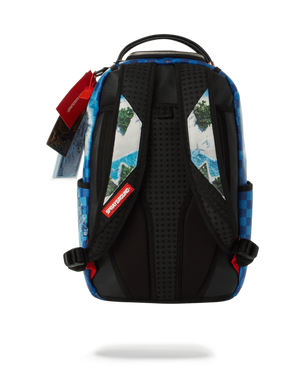 SPRAYGROUND B3151 Republic of Shark Island  Designers Closet