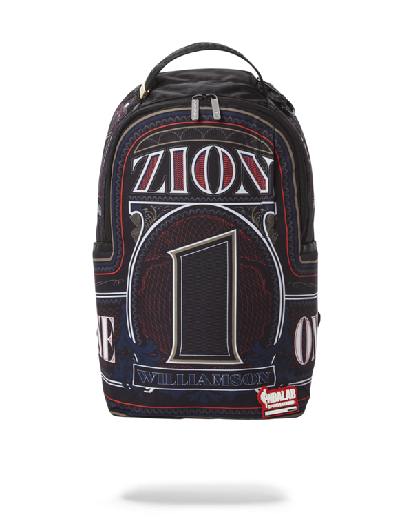 SPRAYGROUND 910B3211NSZ NBA Zion Money  Designers Closet