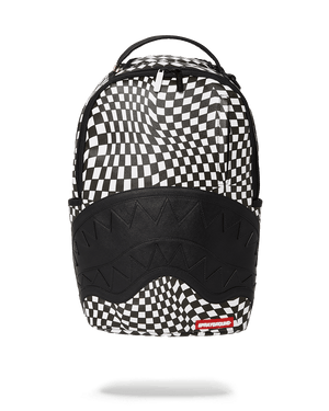 SPRAYGROUND 910B3621NSZ Trippy Check: DLXSVF Backpack  Designers Closet