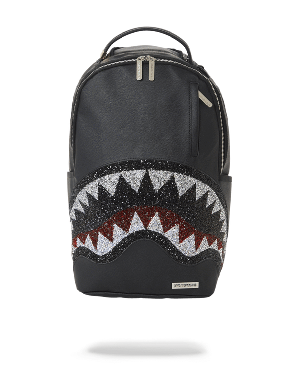 SPRAYGROUND 910B3666NSZ CLEARCUT DLX BACKPACK Trinity Crystal Black: DLXSV  Designers Closet